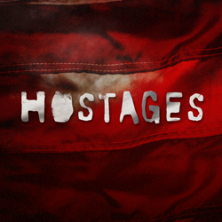 Serienlogo Hostages