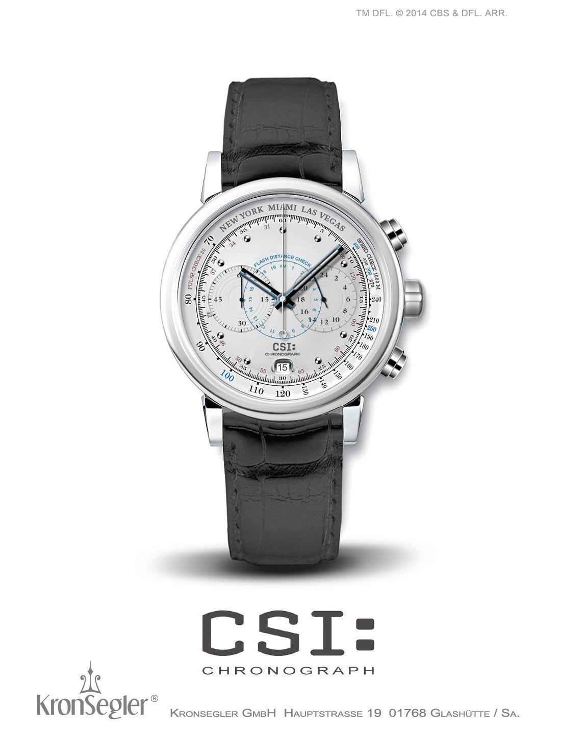 """Diese Modelle der """"CSI""""Uhren haben das Viting bei den Damen gewonnen."""