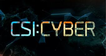 "Logo ""CSI: Cyber"""