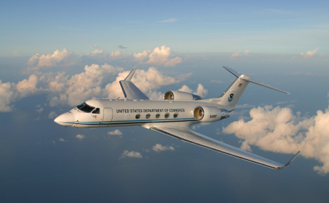 Foto Gulfstream IV
