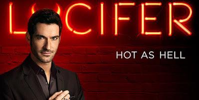 Logo Serie Lucifer